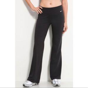 Nike Black Dri-FIT Pants